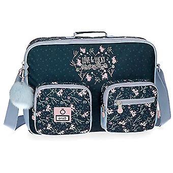 Enso Love & Lucky Backpack Shoulder Bag