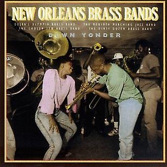 New Orleans Brass Bands - Down Yonder [CD] USA import