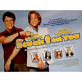 Stuck On You (Double Sided) Original Cinema Poster