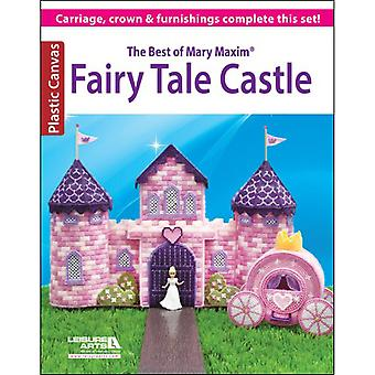 Leisure Arts Mary Maxim Fairy Tale Castle La 14894