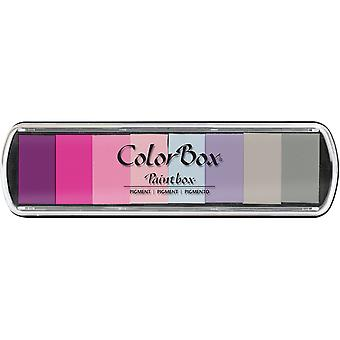 Colorbox Pigment Paintbox Option Pad 8 Colors Love 130 51