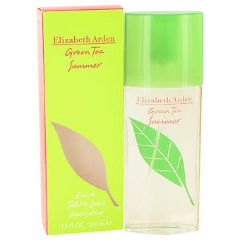 Green Tea Summer By Elizabeth Arden Edt Spray 100ml