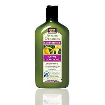 Avalon Organics - Ylang Ylang Conditioner 325ml