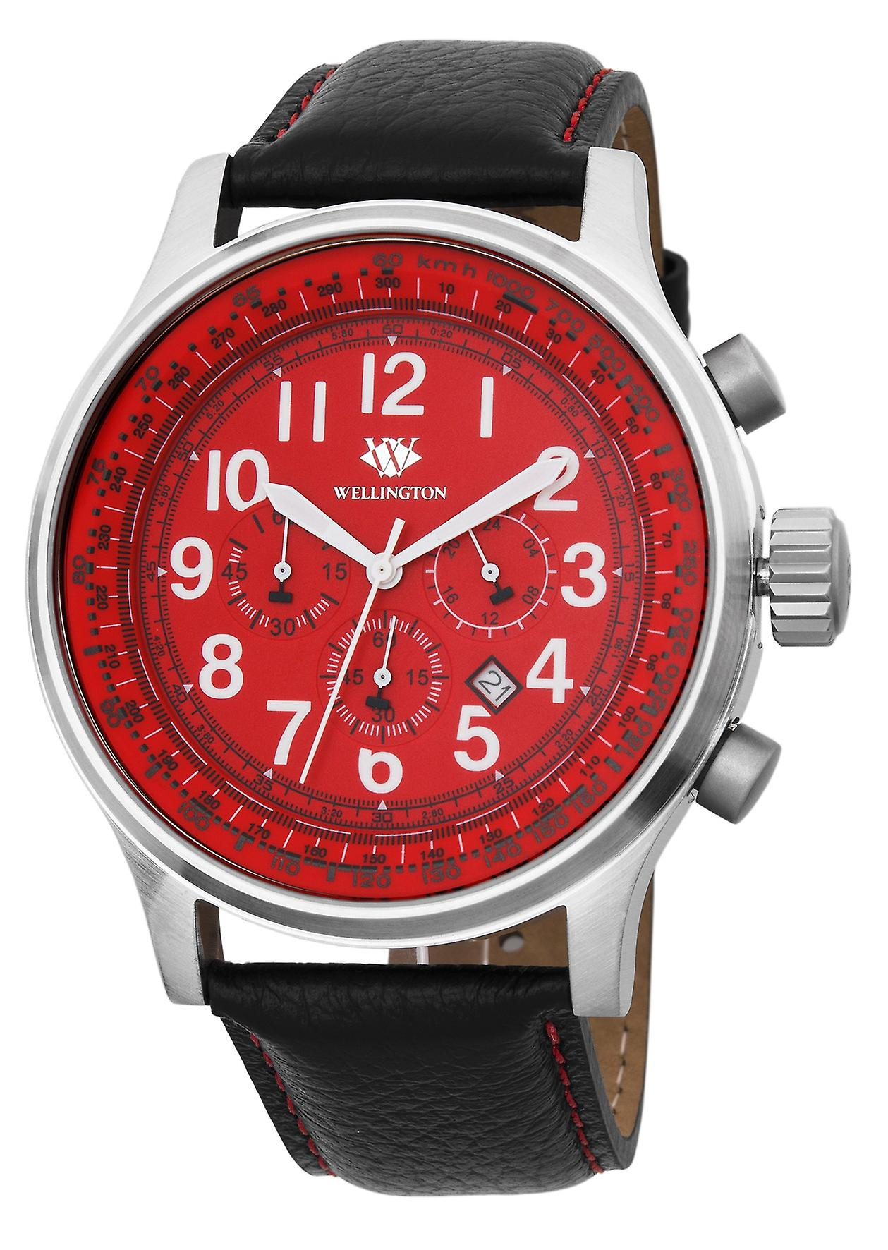 Wellington Gents chronograph Wexford, WN302-142