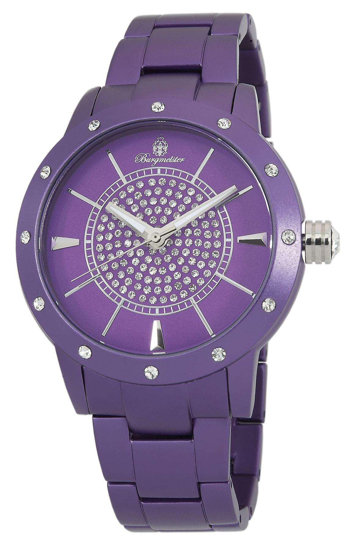 Burgmeister Crazy Color Ladies  Watch BM164-090A