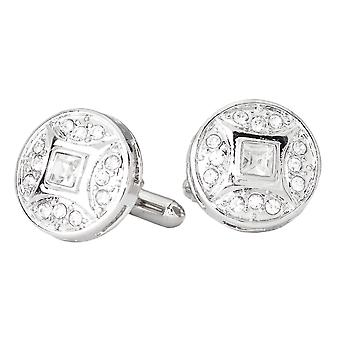 Iced out Hip Hip cufflinks - wonder bling