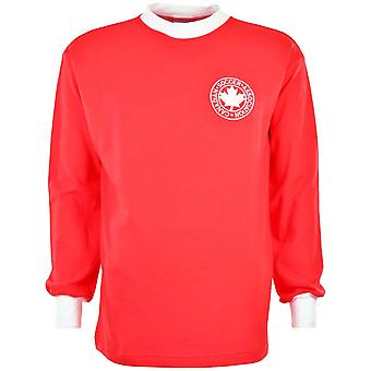 Canada 1960s Retro Football Shirt