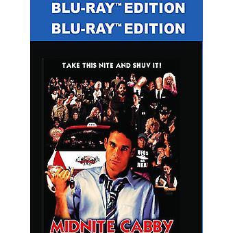 Midnite Cabby [Blu-ray] USA importerer