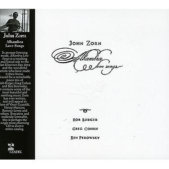 John Zorn - Alhambra Love Songs [CD] USA import
