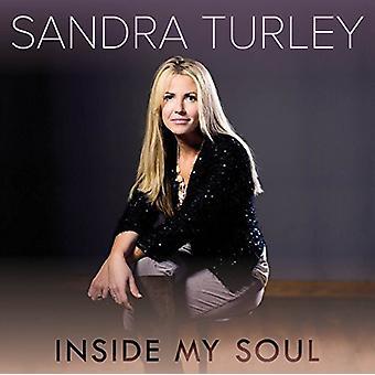Sandra Turley - Inside My Soul [CD] USA import