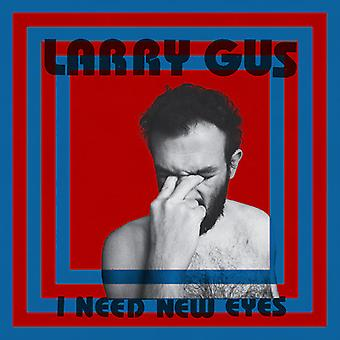 Larry Gus - I Need New Eyes [Vinyl] USA import