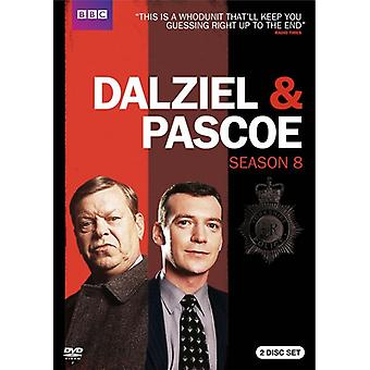 Dalziel & Pascoe: Staffel 8 [DVD] USA import