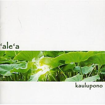 Ale'a - Kaulupono [CD] USA importerer