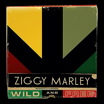 Ziggy Marley - Wild & gratis [CD] USA import