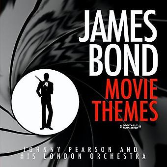 Johnny Pearson & His London Orchestra - Themes From James Bond Movies [CD] USA import