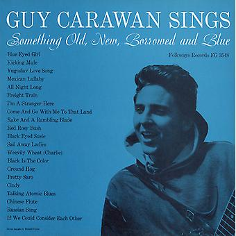 Guy Carawan - Vol. 2-Guy Carawan chante quelque chose vieux New Borrowe [CD] USA import