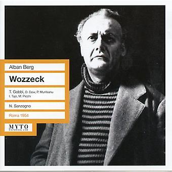 A. Berg - Berg: Wozzeck [CD] USA import