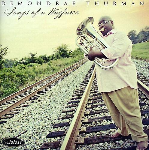 Demondrae:Eu Thurman - Songs of a Wayfarer [CD] USA import