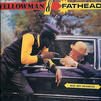 Yellowman & bredhovedet - Bad Boy Skanking [CD] USA import