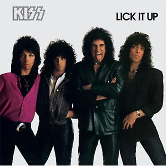 Lick It Up [VINYL] by Kiss
