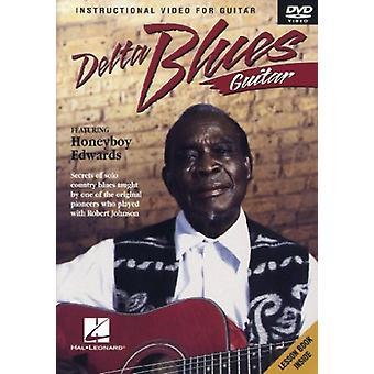 Delta Blues Guitar [DVD] USA import