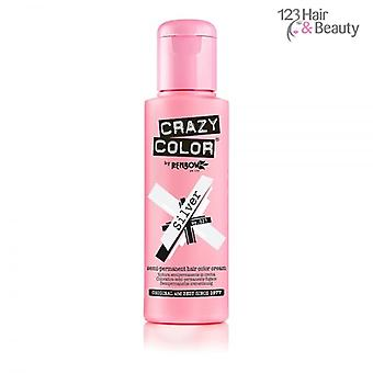 Crazy Color Crazy Color – Silver 100ml