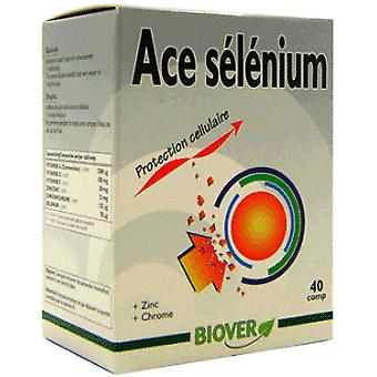 Biover Cell Protection (Selenium Ace) 40Comp.