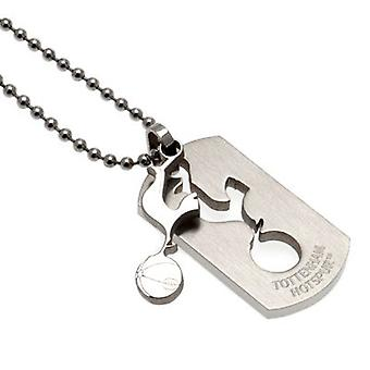 Tottenham Hotspur Dog Tag & Chain CO