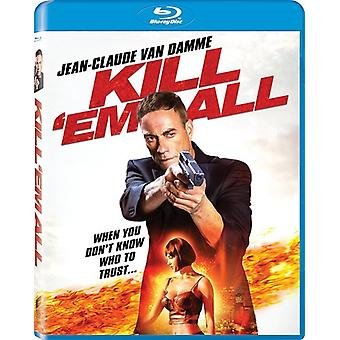 Kill Em All [Blu-ray] USA import