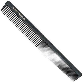 Janeke Peine 819 Titanium Long 8    (Hair care , Combs and brushes , Accessories)