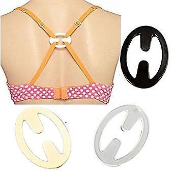 Racer Back Bra Clip - Create a Perfect Racer Back - 4 Piece Pack