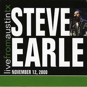 Live From Austin Texas by Steve Earle