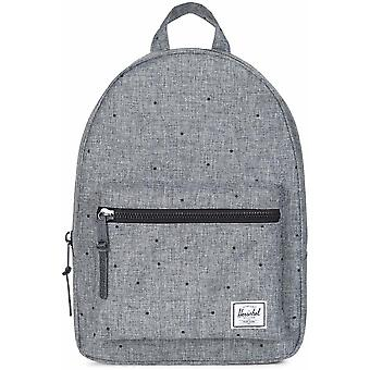 Herschel Grove X-Small 13.5L Backpack (Scattered Raven Crosshatch)