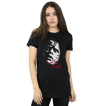 The Exorcist Women's Help Me Boyfriend Fit T-Shirt