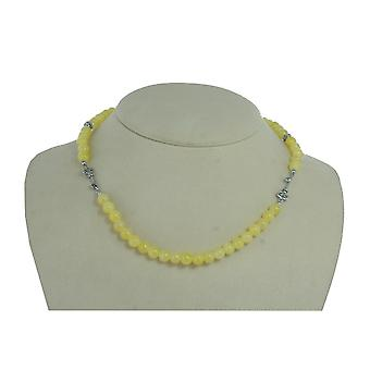 EDC by esprit ladies chain secret of stories happy yellow EENL10265A420