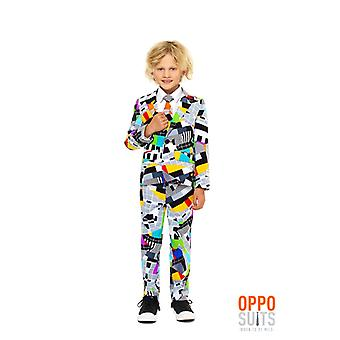 Testival test image children suit suit Opposuit slimline Premium 3-piece set