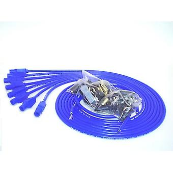 Taylor Cable 70655 8mm Pro Wire Blue Spark Plug Wire Set