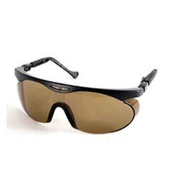 Uvex 9195-078 Skyper Brown Sct Sunglare Optidur Nc Safety Spectacles