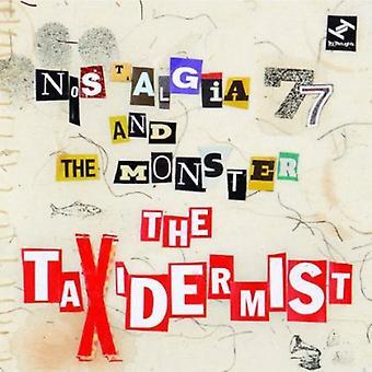 Nostalgi 77 & Monster - konservator [CD] USA importerer