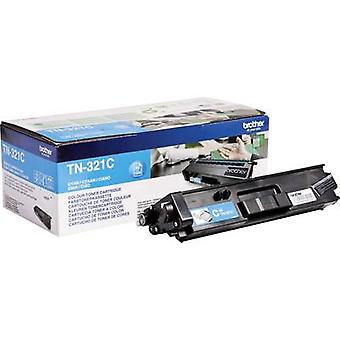 Toner cartridge Original Brother TN-321C Cyan Page yield 1500 pages