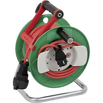 Cable reel 25 m Red PG plug Brennenstuhl 1148370