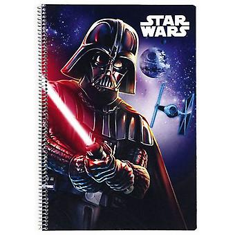 Safta Hard cover book Star Wars folio 80 sheets