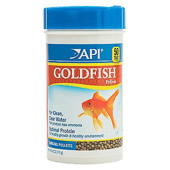 API Goldfish Granulado 250 ml (Fish , Food , Cold Water)