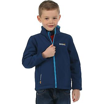 Regatta Boys & Girls Tato IV Warm Fur Pile Backed Softshell Jacket