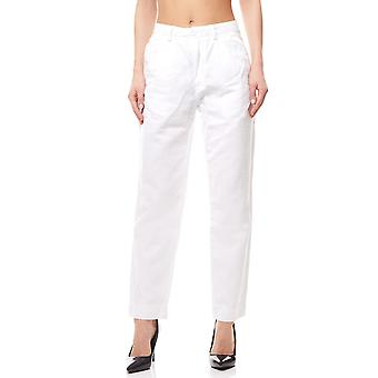 Chinohose white trousers short size B.C.. best connections