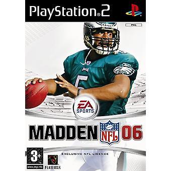 Madden NFL 2006 (PS2) - Usine scellée