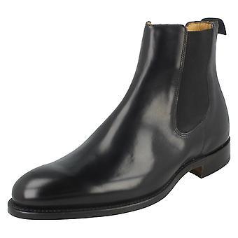 Mens Barker Formal Chelsea Boots Bedale