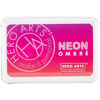 Hero Arts Ombre Ink Pad-Red To Purple