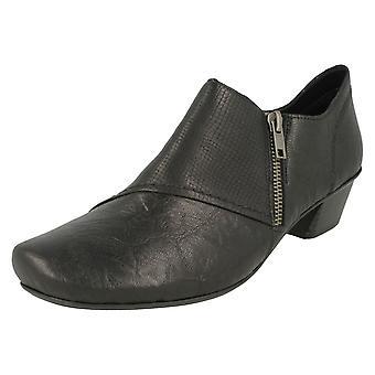 Ladies Rieker Trouser Shoes 53851