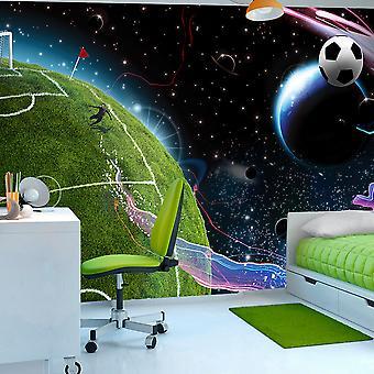 Wallpaper - Space match